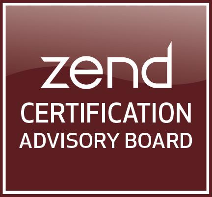 Zend certification programs advisory board the zend certification fandeluxe Image collections
