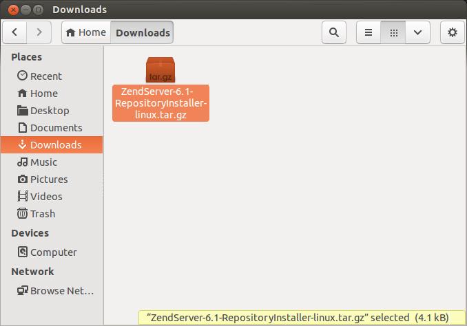 Installing Nginx and Zend Server