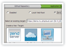 Zend Studio Cloud Support